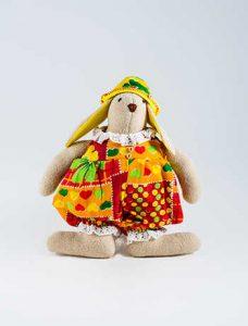 Рябова Я. Кукла Белый кролик