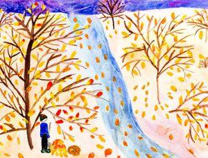 Мирзоева А. Осенние зарисовки