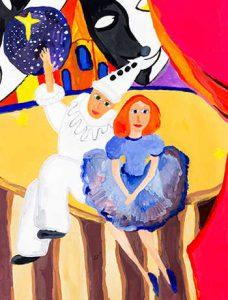 Зырянов М. Пьеро и балерина