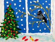 Талипова П. Новогоднее настроение